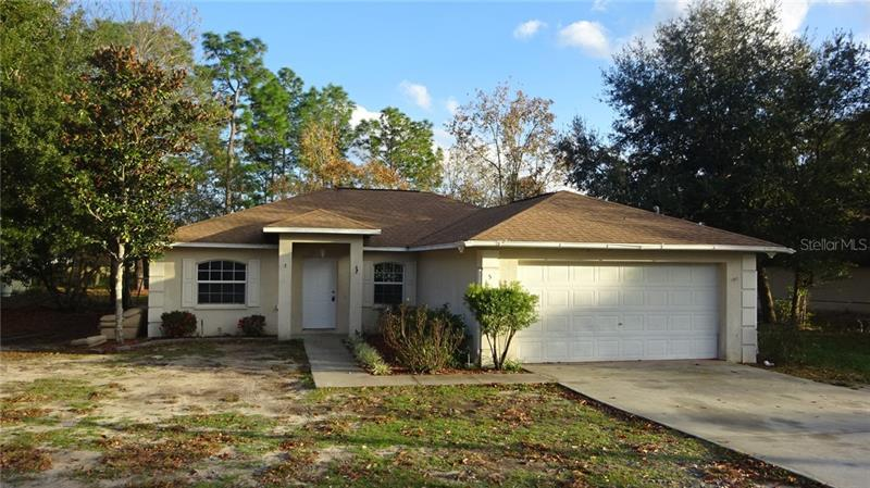 5 SPRING CIRCLE, OCALA, Single-Family Home,  for sale, Ibia  Paradello, Ocala Realty World - Selling All of Florida