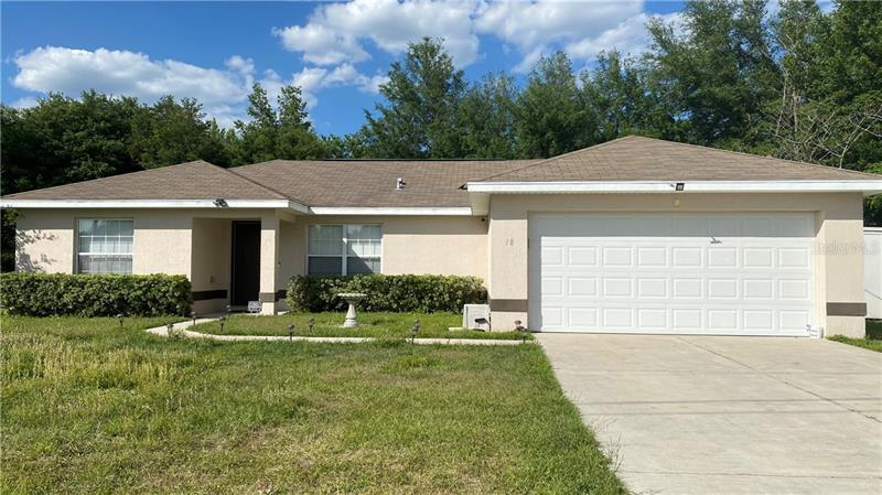 18 PINE COURSE LOOP, OCALA, Single-Family Home,  for sale, Ibia  Paradello, Ocala Realty World - Selling All of Florida